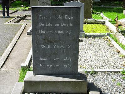 YeatsGrave