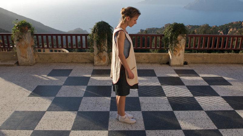 Week51-queen chessboard