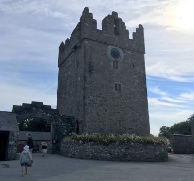 CastleWardClockTower