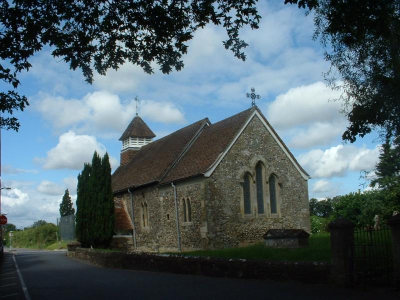 St._Andrew's_Church _Bemerton _July_2012