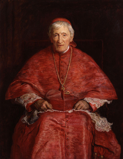 800px-John_Henry_Newman_by_Sir_John_Everett_Millais _1st_Bt