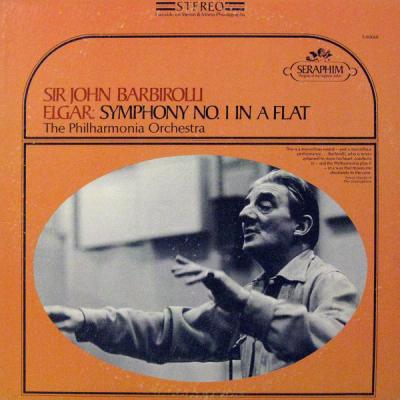 ElgarFirstSymphonyBarbirolli