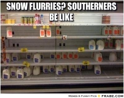 SouthernersBeLike